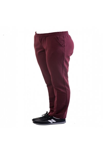 BAYAN EŞOFMAN PANTALON - BORDO